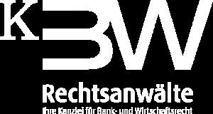 KBW Rechtsanwälte, Kanzlei für Bank- ind Wirtschaftsrecht